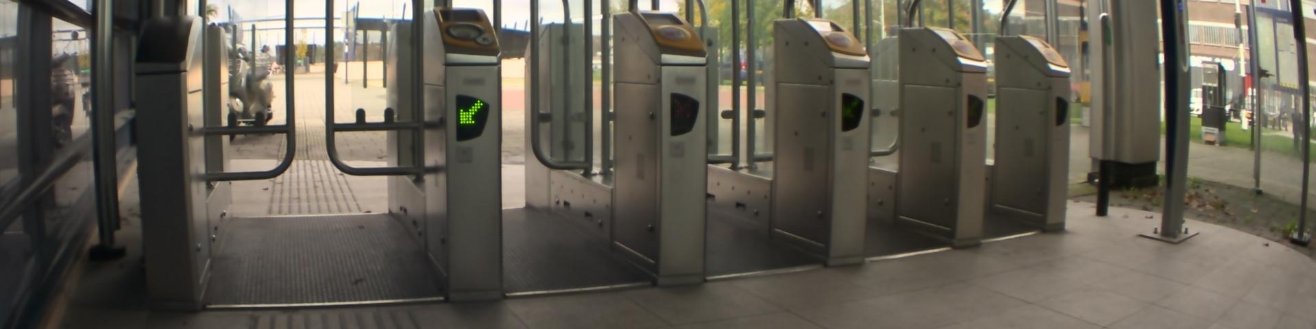 Doorgang bus station